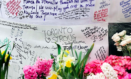 Article: #TorontoStrong Fund Has Raised Over $1M For Survivors, Families, and Witnesses of Van Attack