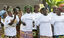 Article: Bringing peace – and ending violence – for women and girls