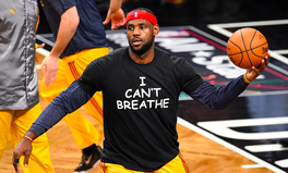 Artikel: LeBron James: 'Racism Will Always Be Part of the World'