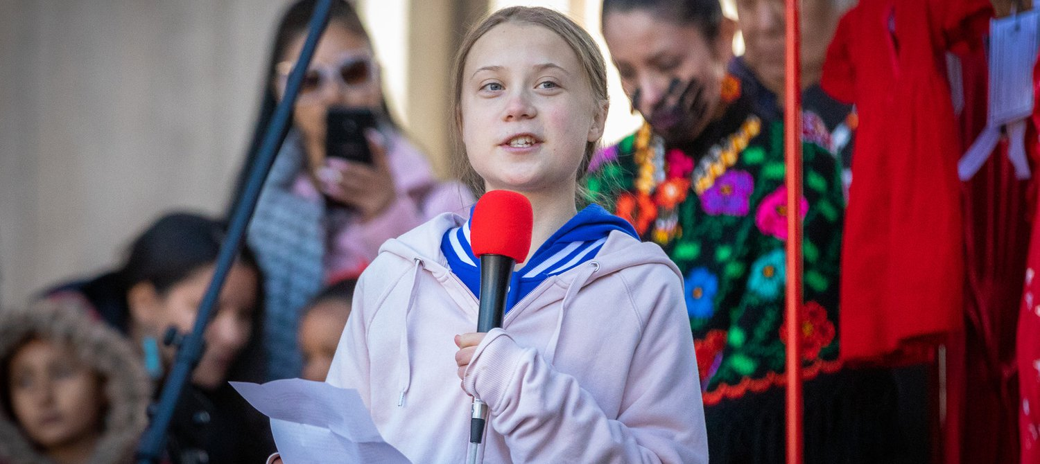 Tracking Greta Thunberg's Rise From Climate Activist to COVID-19 Campaigner - Global Citizen