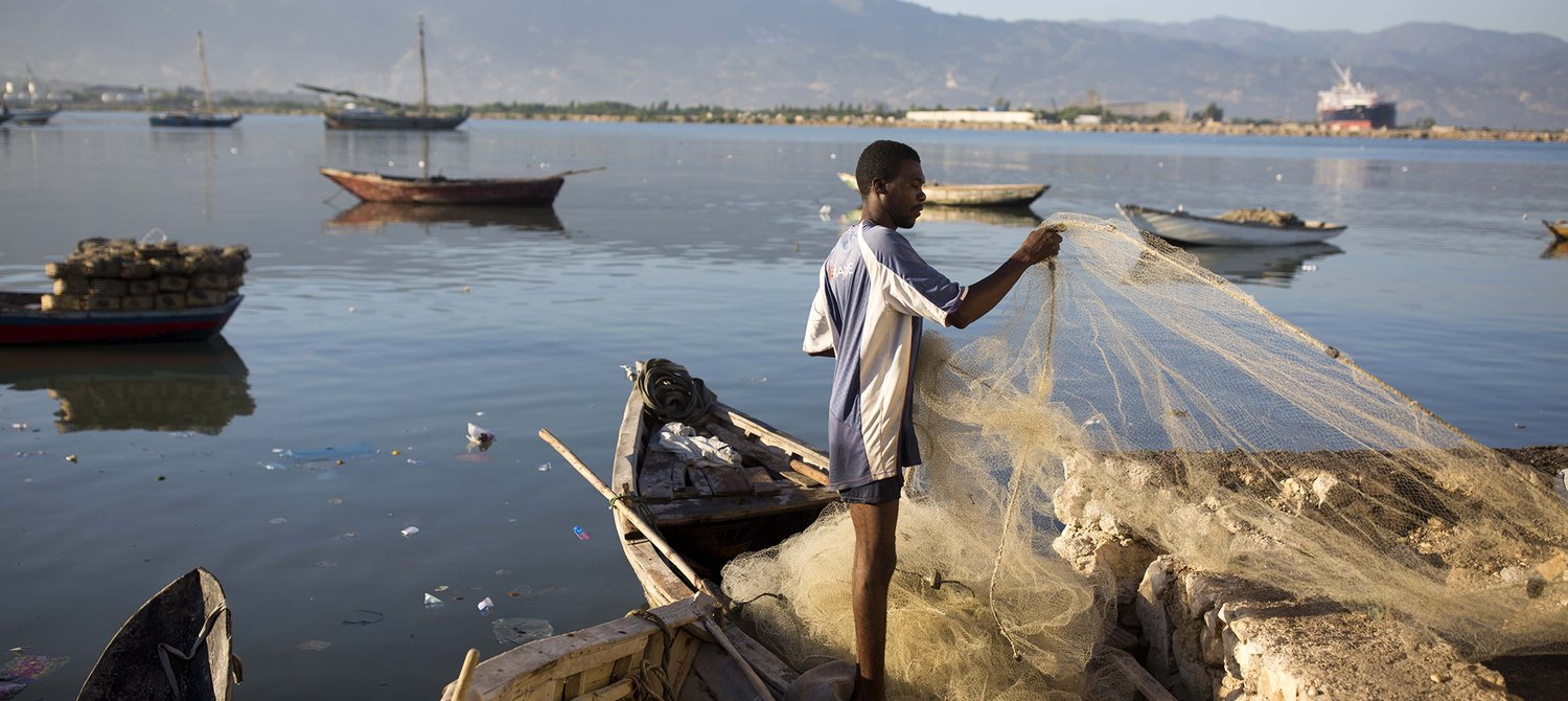 Millions of People in Haiti Are Struggling to Eat, UN Warns