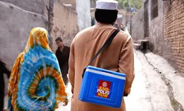 Video: The race against polio