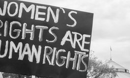 Article: Women's Rights Definitely Won't Be Achieved Overnight, Study Confirms