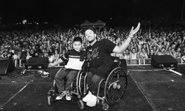 Article: This Paralympian Curated a Music Festival — and People With Disabilities Are Front and Centre