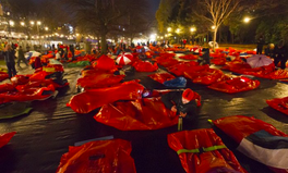 Article: Thousands of People Slept in a Freezing Scottish Park for a Brilliant Reason