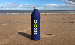Article: These Plastic-Free Water Bottles Disappear 3 Weeks After You Throw Them Away
