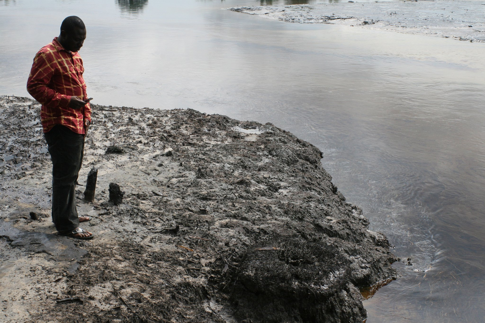 Nigeria Oil Spills Pollution Infant Mortality