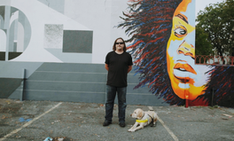 Article: First-Ever Street Mural by a Blind Artist Confronts Avoidable Blindness