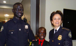 Article: This Refugee Fled Civil War. Now He's Promoting Peace as a Cop in Atlanta