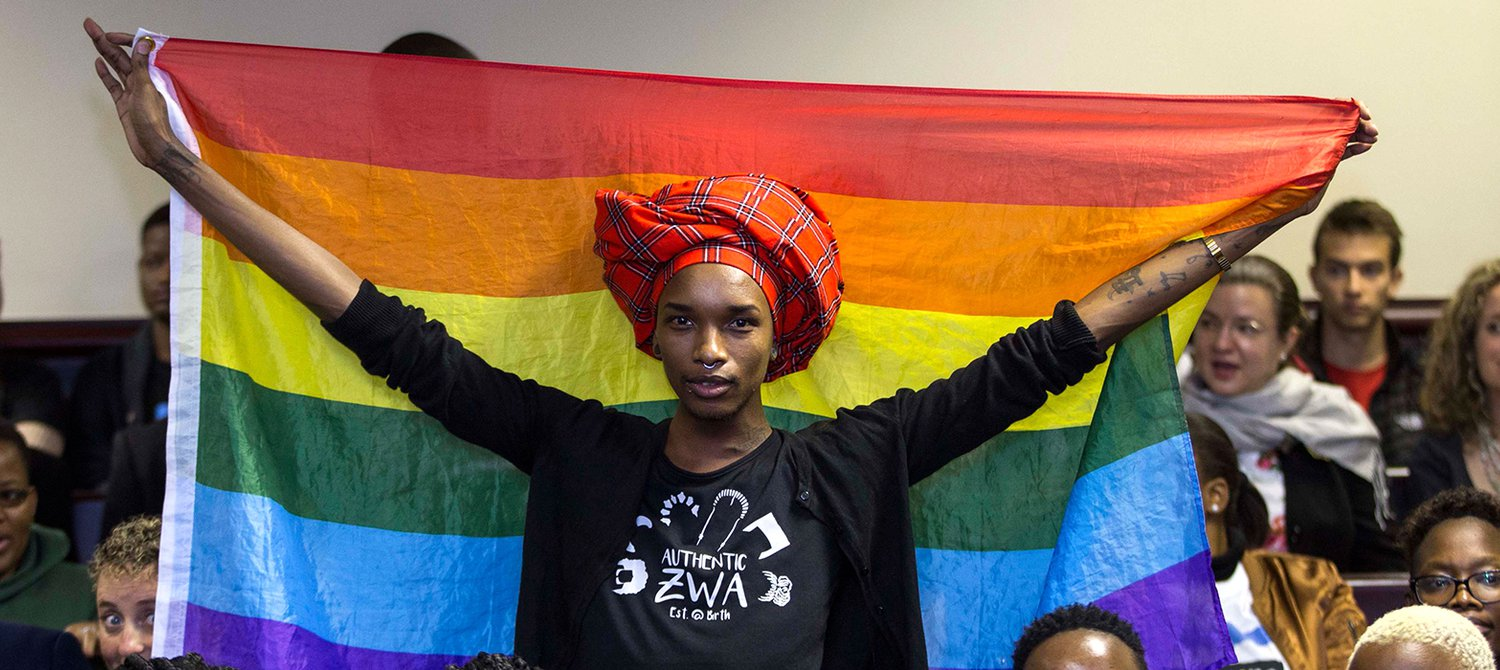 Homophobic Laws Linked to Low HIV Testing Across Africa