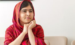 Article: Malala Teams Up With Major Beauty Company to Keep Brazilian Girls in School