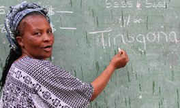 Article: NYC Is Getting a Statue of This Education Advocate From Zimbabwe