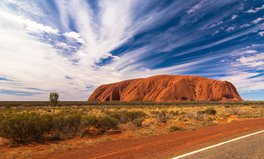 Article: Australia 'Rights a Historic Wrong' by Closing the Uluru Climb Forever